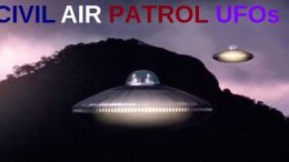 Civil Air Patrol Meme UFOs