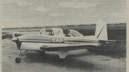 Civil Air Patrol T-34 Mentor