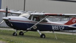 Kansas Wing Civil Air Patrol N997CP Cessna 182T