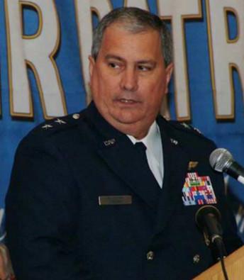 CAP Maj Gen Antonio J. Pineda