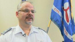 CAP Lt Col Jim Shaw