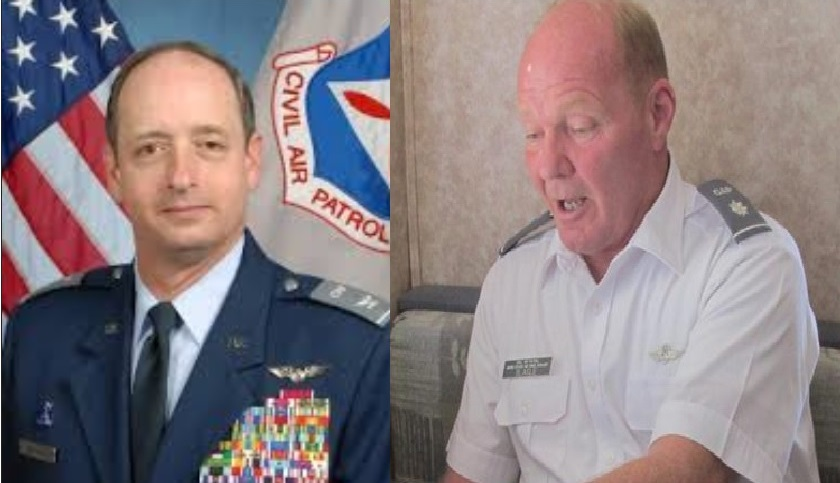 Col Alvin Bedgood suspends Lt Col Brett Slagle for misconduct