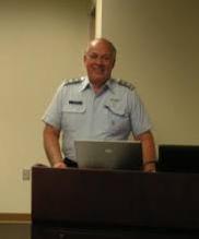 CAP Lt Col Jack Schupp