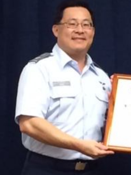 Civil Air Patrol Col Jeff Wong