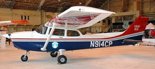 Cessna 172, N914CP