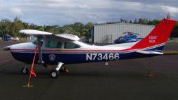 Cessna 182R, N73466