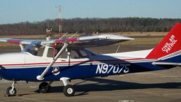 Cessna 172P, N97075