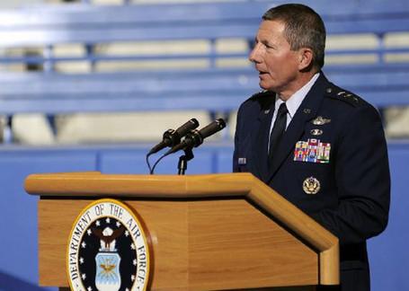 Lt Gen Mike Gould