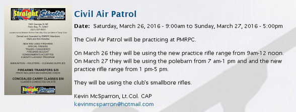 Port Malabar Rifle & Pistol Club