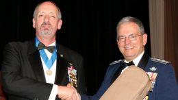 CAP Col Al Bedgood, CAP Maj Gen Joe Vazquez