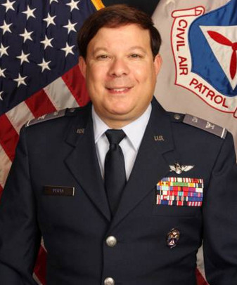 Steve Perta Civil Air Patrol