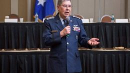 CAP Brig Gen Larry Myrick, National Vice Commander