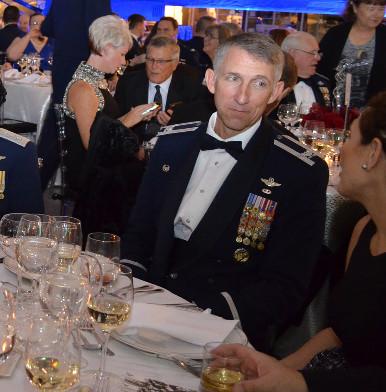 Colonel Michael D. Tyynismaa, CAP-USAF Commander