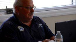 CAP Lt Col David Mitchell