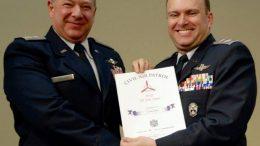 CAP Lt Col Joel Seidband, CAP Col Richard Greenwood