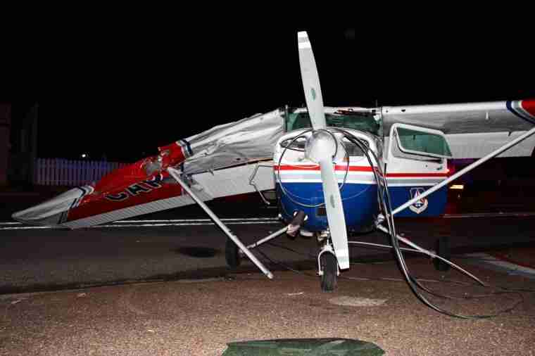 Civil Air Patrol Accidents