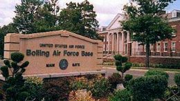 Bolling Air Force Base, Washington DC