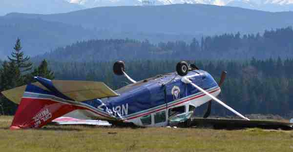 Civil Air Patrol crash