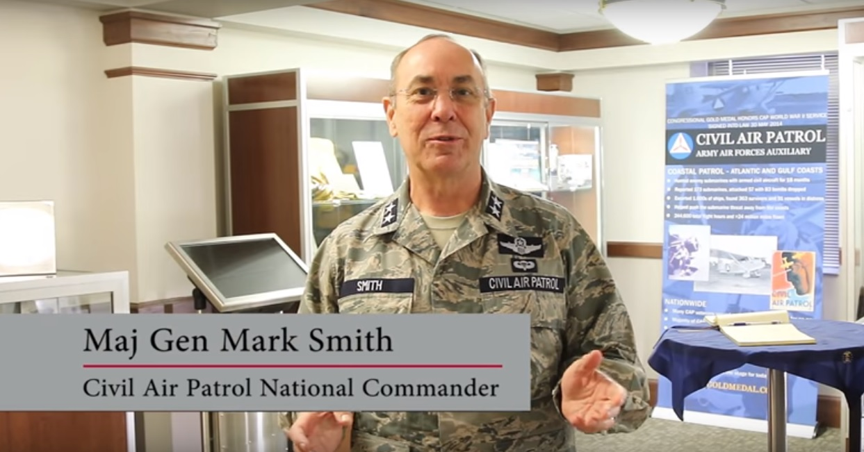 Mark E. Smith on Capturing Civil Air Patrol History