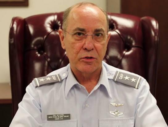 Mark Smith National Commander Civil Air Patrol