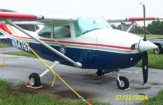 Maryland Wing, Cessna 182-R