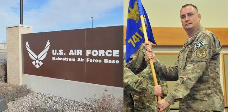 Lt Col Raymond Fortner