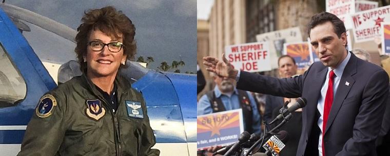 Civil Air Patrol's Wendy Rogers Epic Fail