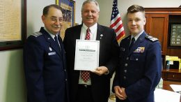 Civil Air Patrol's Buddy Fowler
