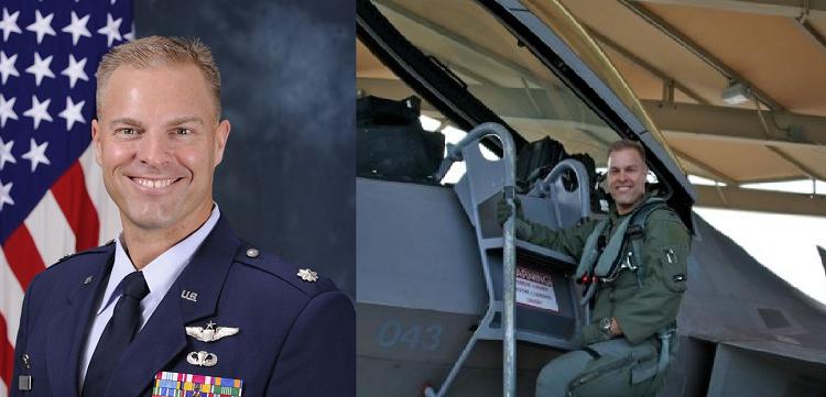 Civil Air Patrol inspiration Col Jason Costello, USAF