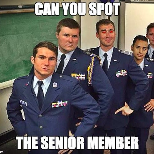Civil Air Patrol Senior Member