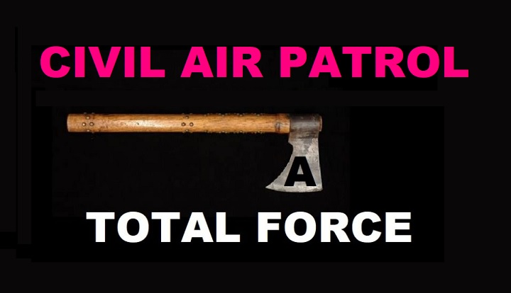 Civil Air Patrol Meme: Total Force