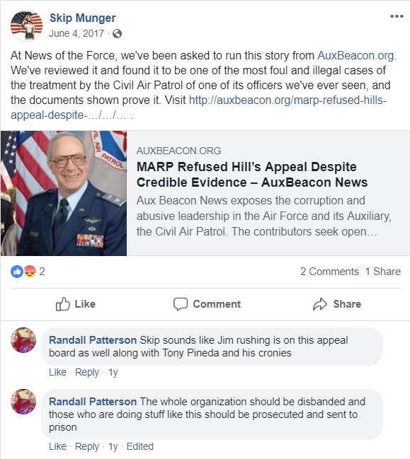 Civil Air Patrol sucks