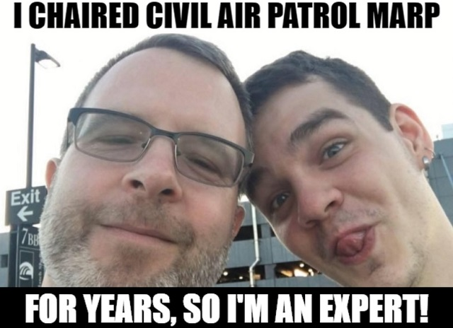 Civil Air Patrol Sucks