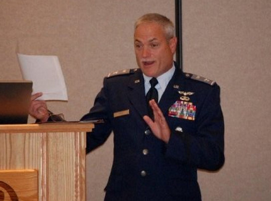 CAP Col Robert Bost, Utah Wing Commander