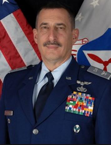 CAP Col Michael Fernandez, Utah Wing Commander