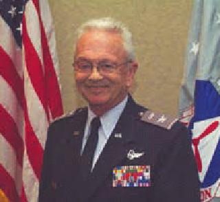 CAP Col. C. Warren Vest, Montana Wing Commander