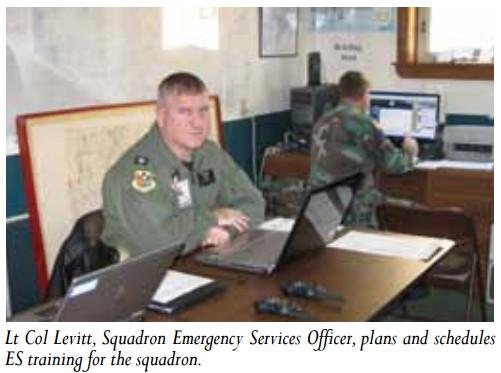 Civil Air Patrol Sexually Voyeuristic Officers