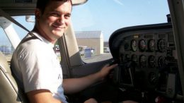 Captain David Greenberg, Civil Air Patrol