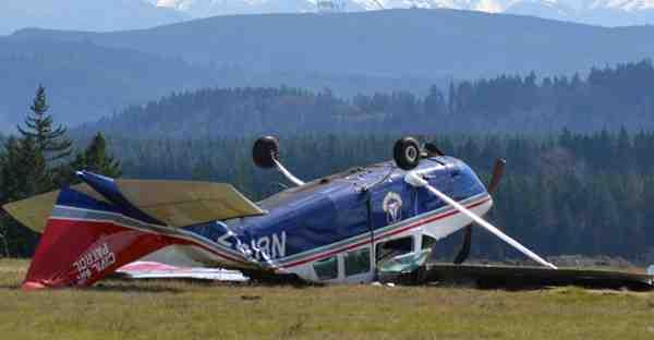 Civil Air Patrol crash