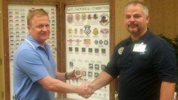 Col Eric Boe, CAP Lt Col Jim Shaw
