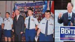 Civil Air Patrol Governor Robert J. Bentley