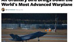 Popular Mechanics Speaks Truth on F-35 Program