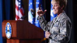 USAFA Commandant removed